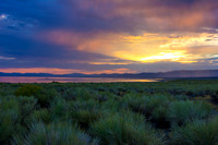 Mono Lake Sunrise, California