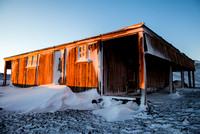 Scott's Hut, McMurdo Station, Antarctica